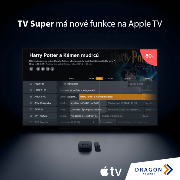 Aktualizovali jsme aplikaci TV Super
